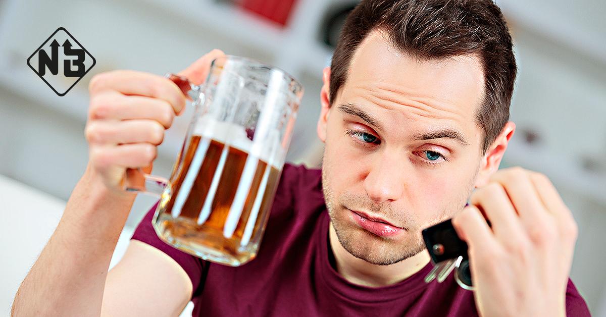 Fale sério: Você já dirigiu depois de consumir bebida alcoólica?